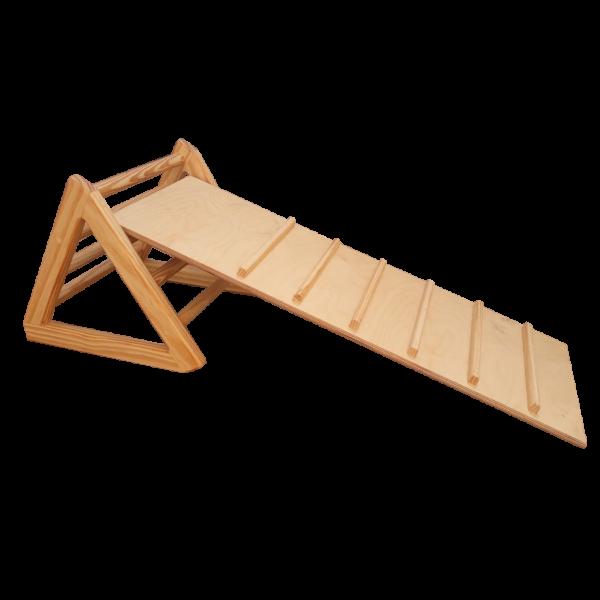 Piramide pikler pequeña juguetes astronauta