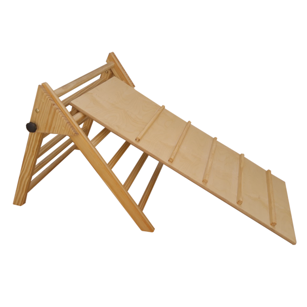 Piramide plegable pikler juguetes astronauta